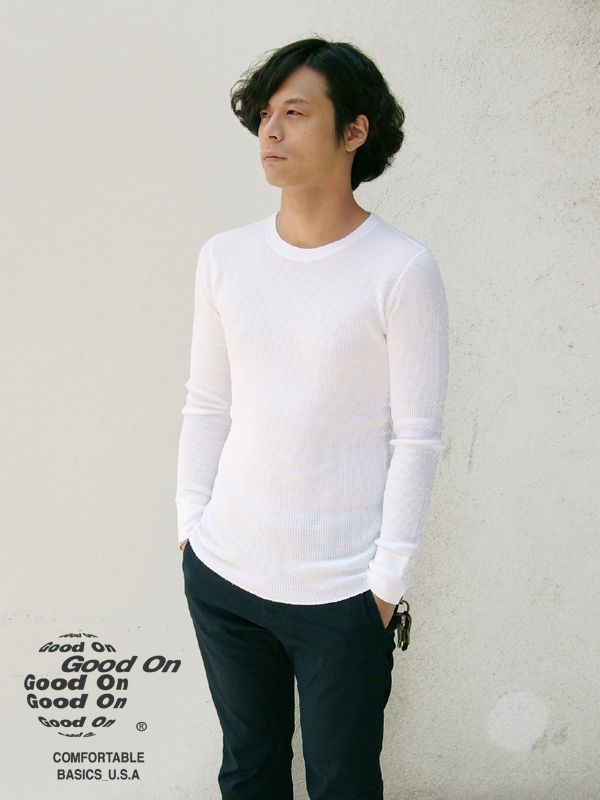 THERMAL-TEE-WHT